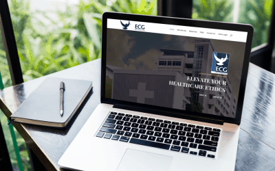 Case Study: Healthcare Consultant Website Redesign